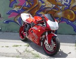 Production (Custom) Ducati 916/996/998, Production (Custom)- Ducati  916/996/998 Sportbike